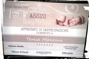 Assisi Baby Portrait
