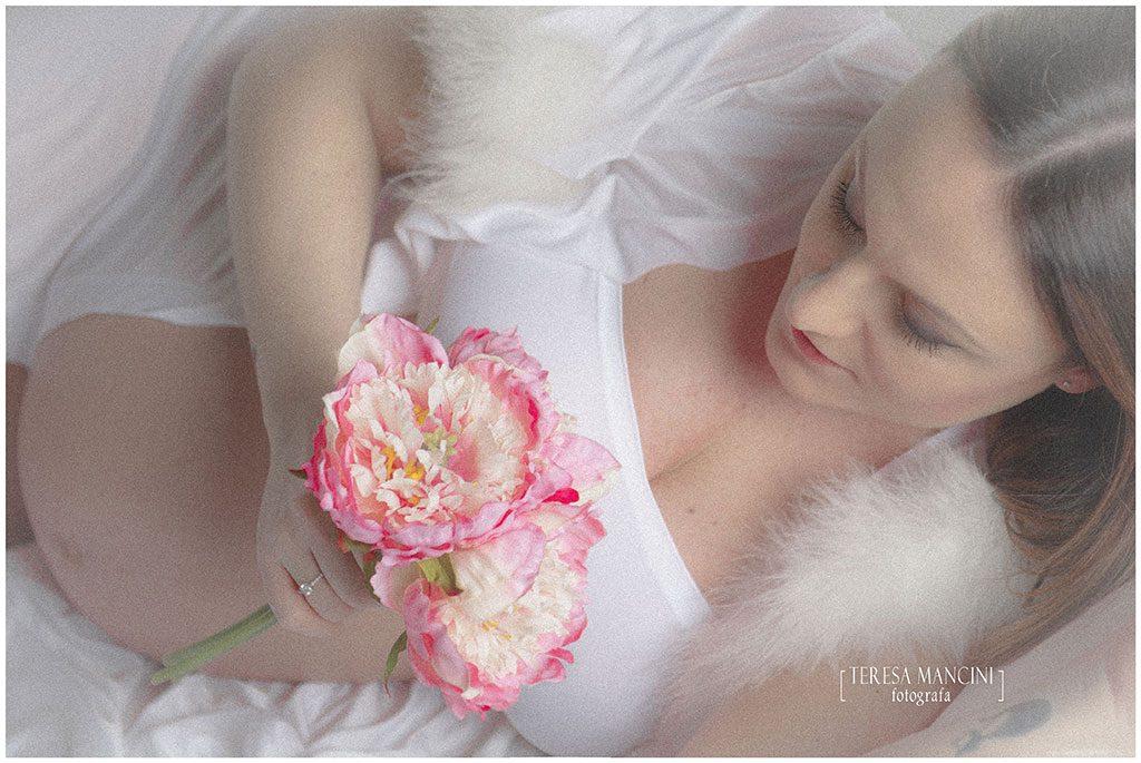 donna in gravidanza ©Teresa Mancini fotografa
