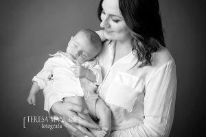 Sara e il suo bambino