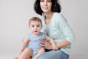 Giulio e la mamma