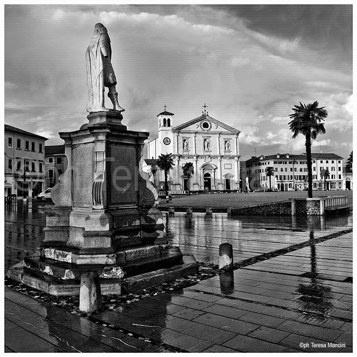 Palmanova; Photo Teresa Mancini 2012