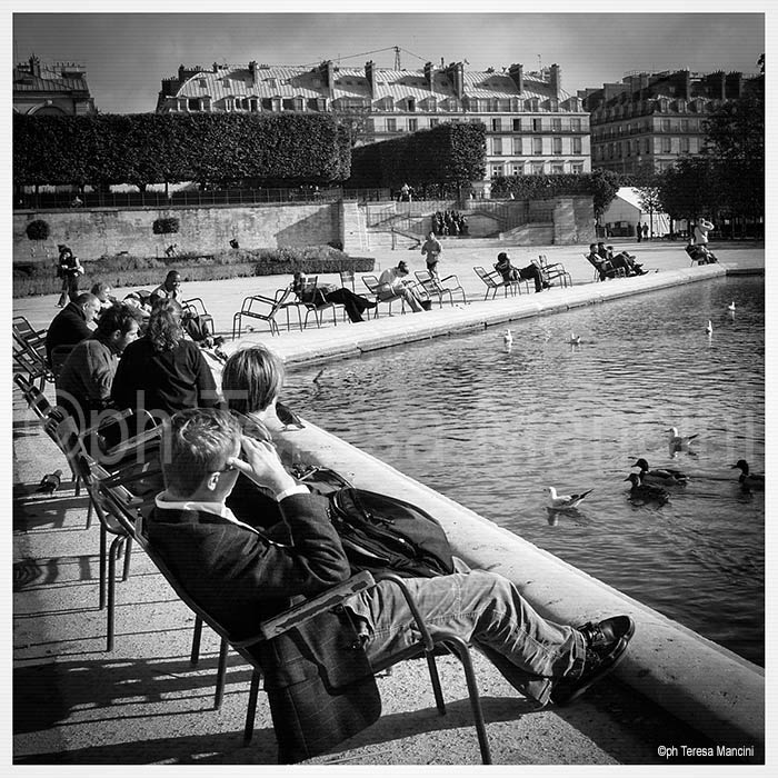 Parigi - ©ph Teresa Mancini 2005