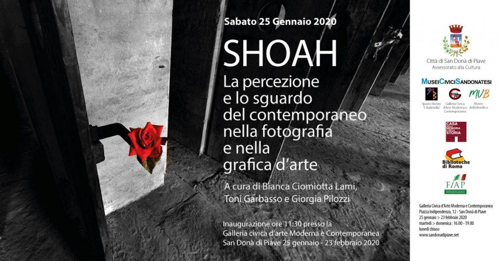 SHOAH La percezione e lo sguardo del contemporaneo nella fotografia e nella grafica d'arte