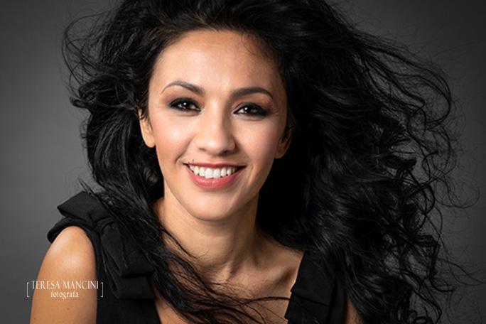 Giovanna Barbero Attrice foto di Teresa Mancini 2020